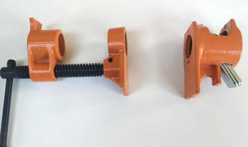 Κινέζικη pipe clamp