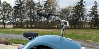 μηχανάκι από κατσαριδάκι της VW