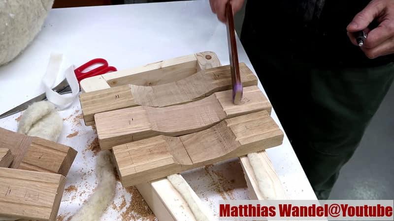 ξύλα από ξυλόφωνο