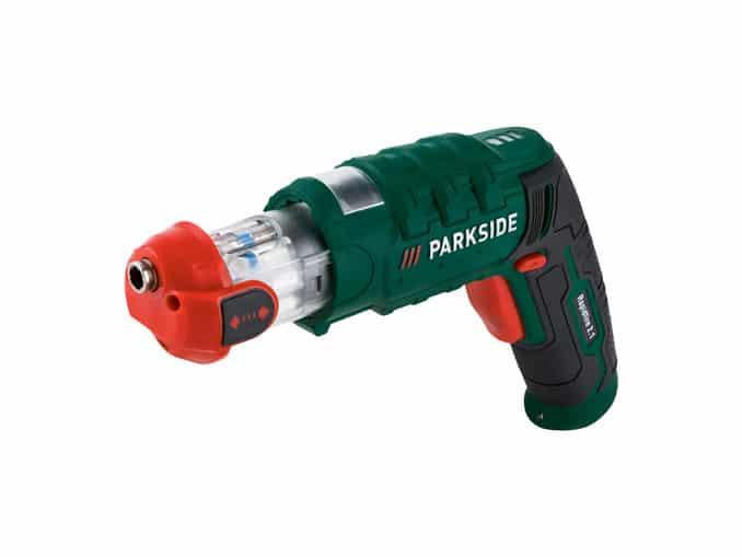 parkside rapidfire 2.1