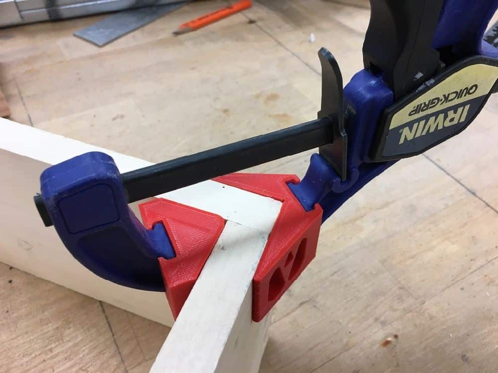 3d printed βοήθημα για γωνιακό σφιγκτήρα