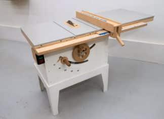 DIY παγκοπρίονο από ξύλο