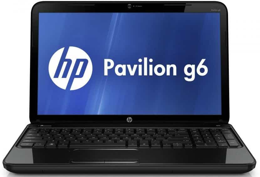 Hp Pavilion G6 αλλαγή dvd drive