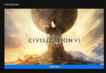 civilization vi giveaway