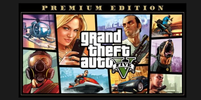 GTAV εντελώς δωρεάν από την Epic Games