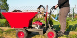 DIY αυτοκινούμενο καρότσι μεταφοράς