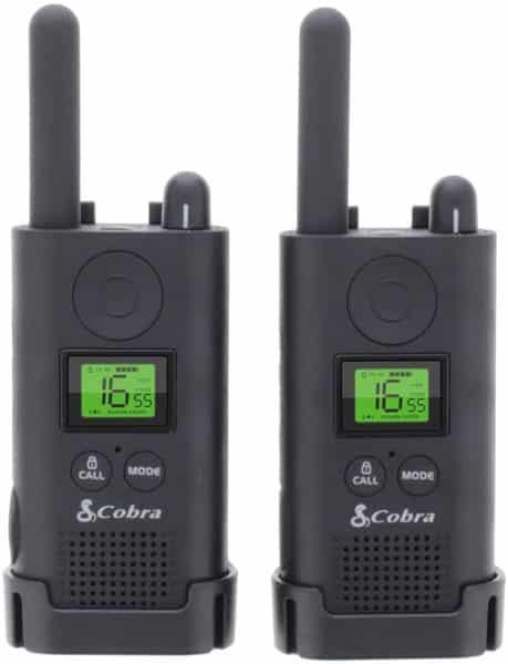 cobra pu500 walkie talkie σετ