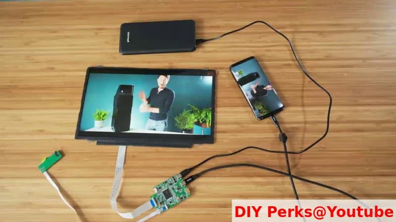diy perks σπασμένο κινητό