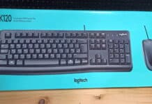 logitech mk120 review