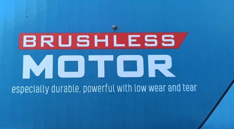 brushless motor parkside perfomance