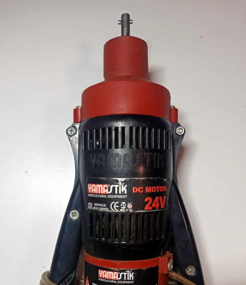 νιφάδα x14 ελαιοραβδιστικό μοτέρ 24v